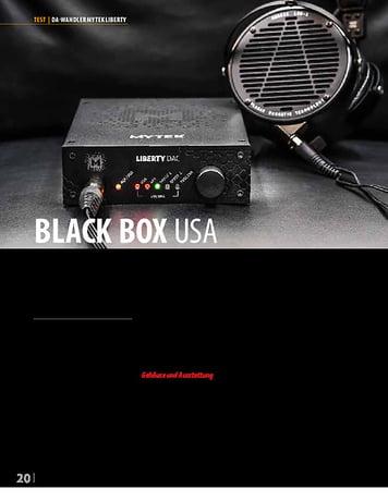 Professional Audio Mytek Liberty DAC