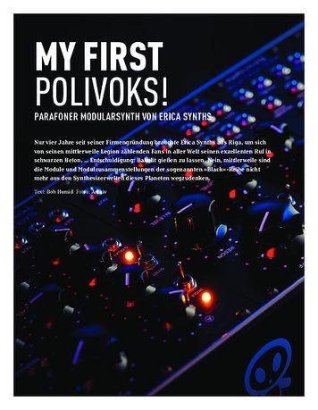 Keyboards PARAFONER MODULARSYNTH VON ERICA SYNTHS