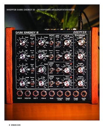 Keyboards DOEPFER DARK ENERGY III