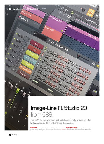 Image-Line FL Studio Fruity Edition – Thomann UK