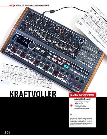 Professional Audio Arturia MiniBrute 2S