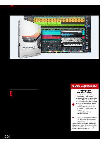 Professional Audio Presonus One 4 Professional