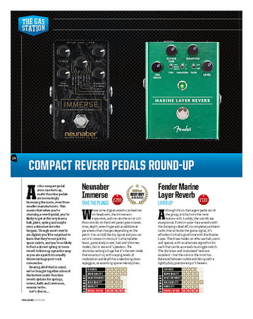 Total Guitar Fender Marine Layer Reverb