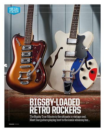 Total Guitar Gretsch Electromatic G5420T