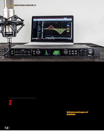 Professional Audio MOTU 8 Pre-es