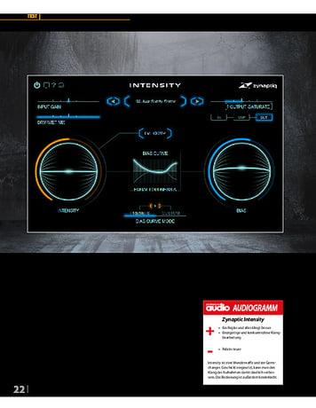 Professional Audio Zynaptiq Intensity