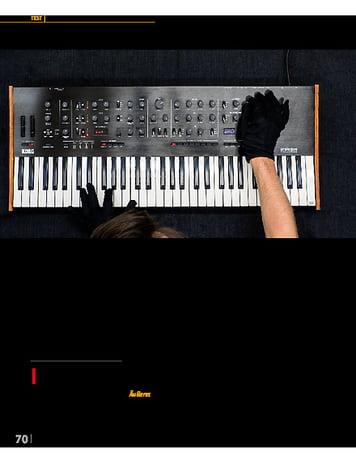 Professional Audio Korg Prologue 16