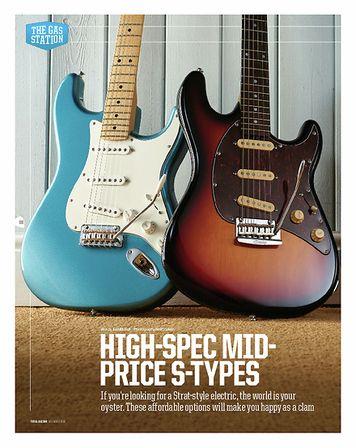 Total Guitar Chapman ML-1 Traditional