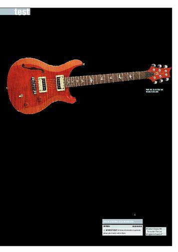gitarist.nl PRS SE Custom 22 Semi-Hollow