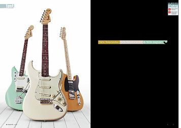 gitarist.nl Fender American Original serie