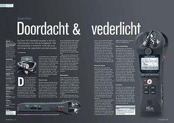 gitarist.nl Zoom H1n