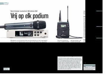 gitarist.nl Sennheiser evolution Wireless G4