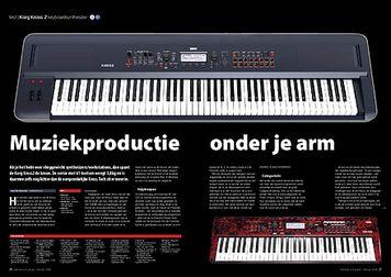 interface.nl Korg Kross 2