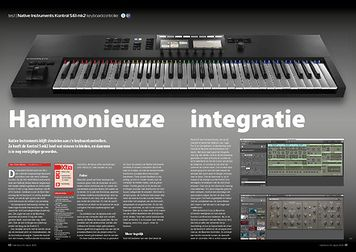 interface.nl Native Instruments Kontrol S61 mk2