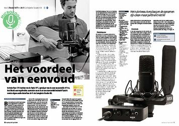 interface.nl Røde NT1 + AI-1 Complete Studio Kit