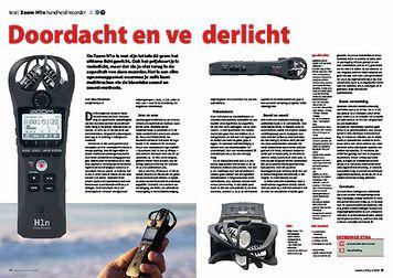 interface.nl Zoom H1n
