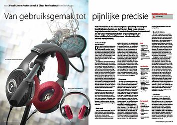 interface.nl Focal Listen Professional & Clear Professional