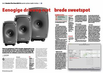 interface.nl Genelec The Ones 8341A