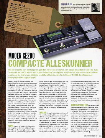 musicmaker.nl Mooer GE200
