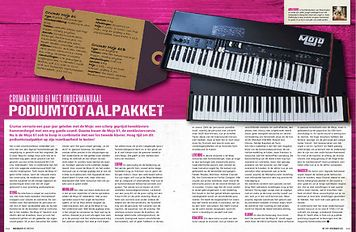 musicmaker.nl Crumar Mojo 61