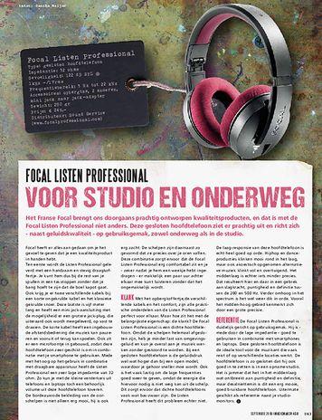 musicmaker.nl Focal Listen Professional