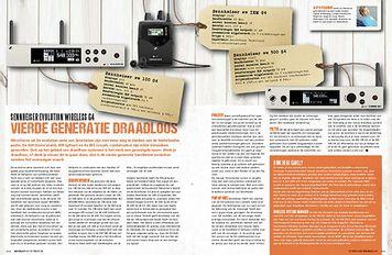 musicmaker.nl Sennheiser Evolution Wireless G4