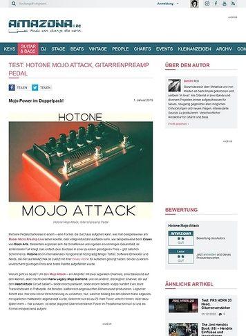 Amazona.de Hotone Mojo Attack