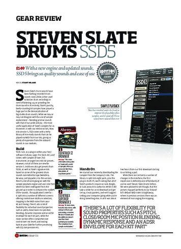 Rhythm Steven Slate Drums