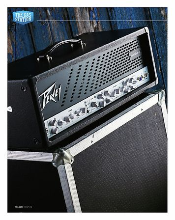 Total Guitar Peavey Invective 120 Head