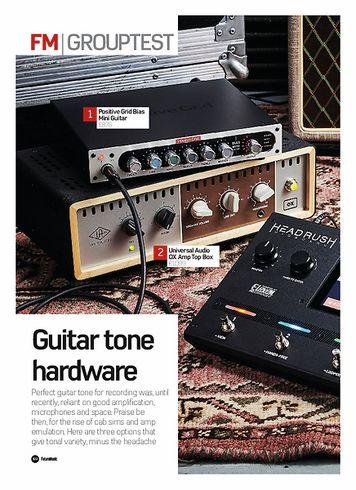 Future Music Positive Grid Bias Mini Guitar