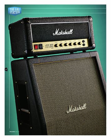 Total Guitar Marshall Studio Classic Head