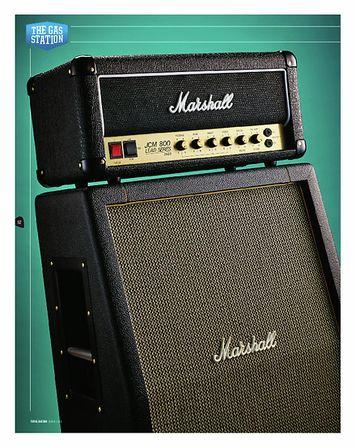 Total Guitar Marshall Studio Classic Head