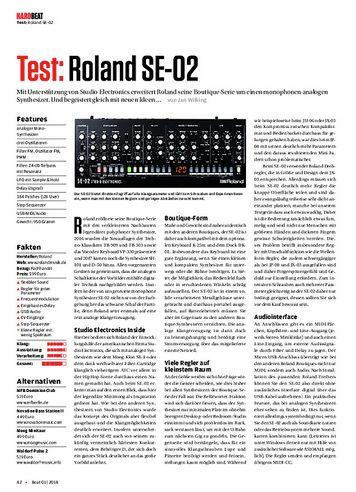 Beat Roland SE-02