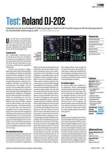 Beat Roland DJ-202