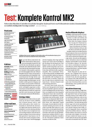 Beat Komplete Kontrol MK2