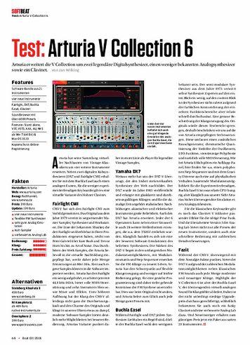 Beat Arturia V Collection 6