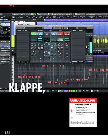 Professional Audio Steinberg Cubase 10