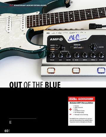 Professional Audio BluGuitar AMP1 Mercury Edition