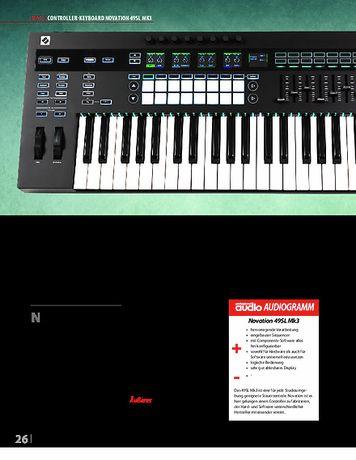 Professional Audio Novation 49SL MK3