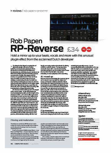 Computer Music RP-Reverse