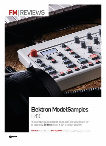 Future Music Elektron Model:Samples