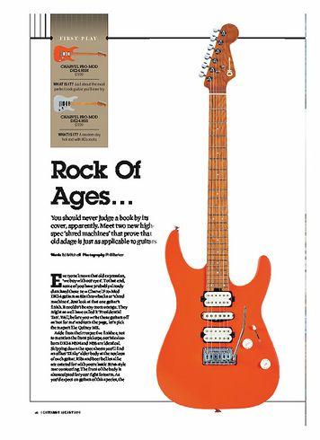 Guitarist Charvel Pro-mod DK24 HSS