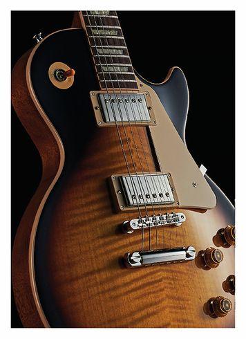 Guitarist Gibson Les Paul Standard '60s