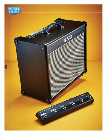 Total Guitar Boss Nextone Stage