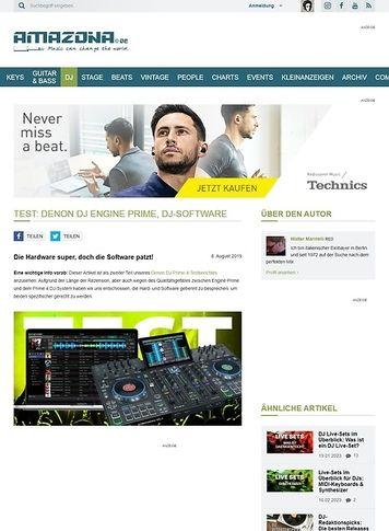 Amazona.de Denon DJ Engine Prime
