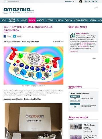 Amazona.de Playtime Engineering Blipblox