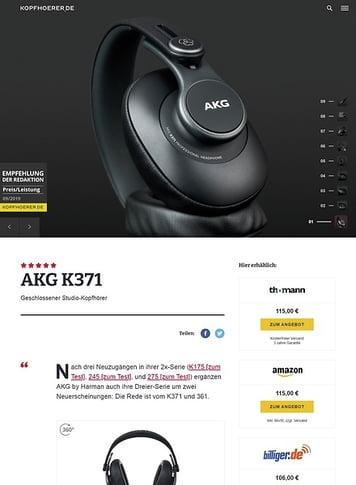 Kopfhoerer.de AKG K-371