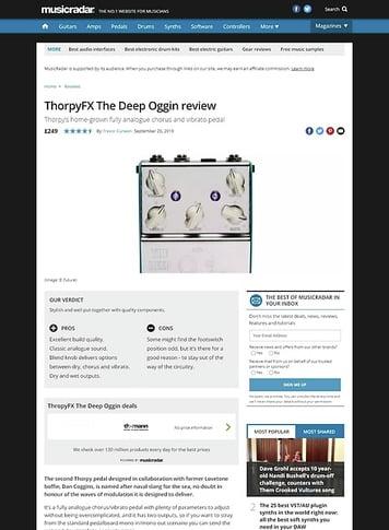 MusicRadar.com ThorpyFX The Deep Oggin