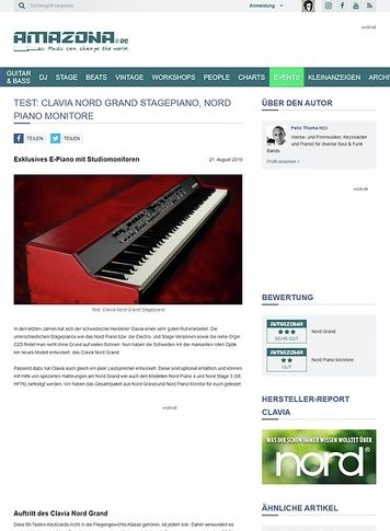 Amazona.de Clavia Nord Grand Stagepiano