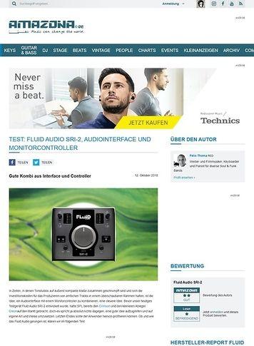 Amazona.de Fluid Audio SRI-2